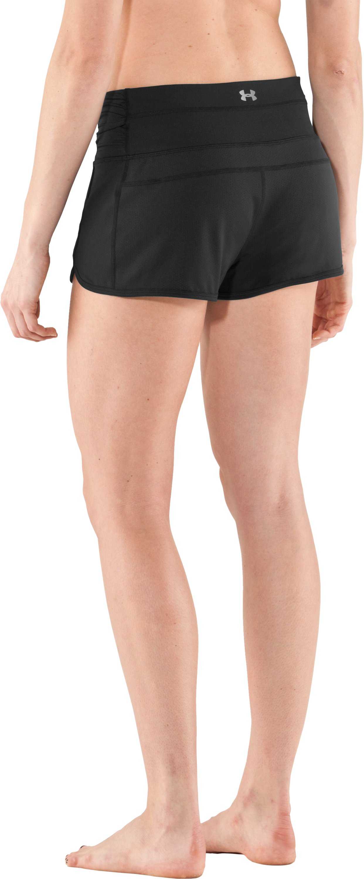 Women's UA Hot Class Shorty, Black