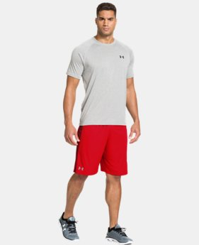 Men's UA Micro Printed Shorts
