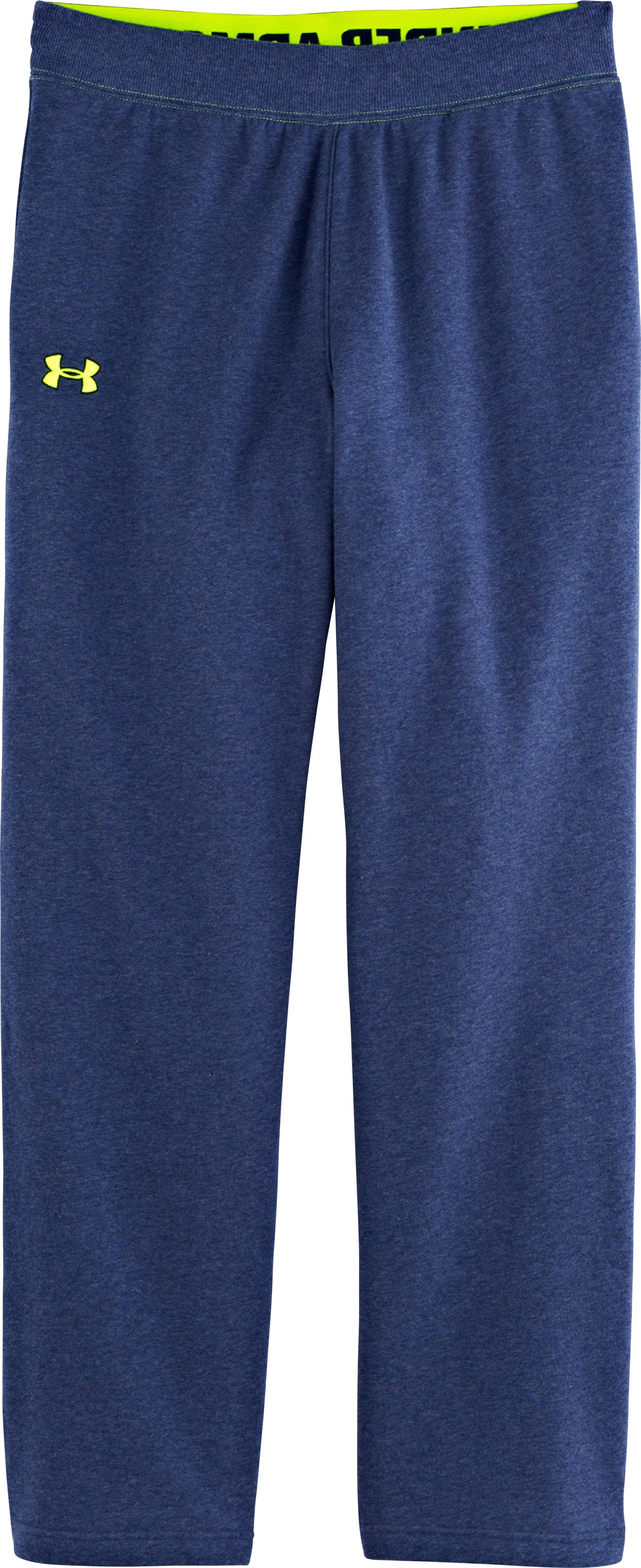 Men's Charged Cotton® Storm Transit Pants, HEATHER JEAN, Laydown