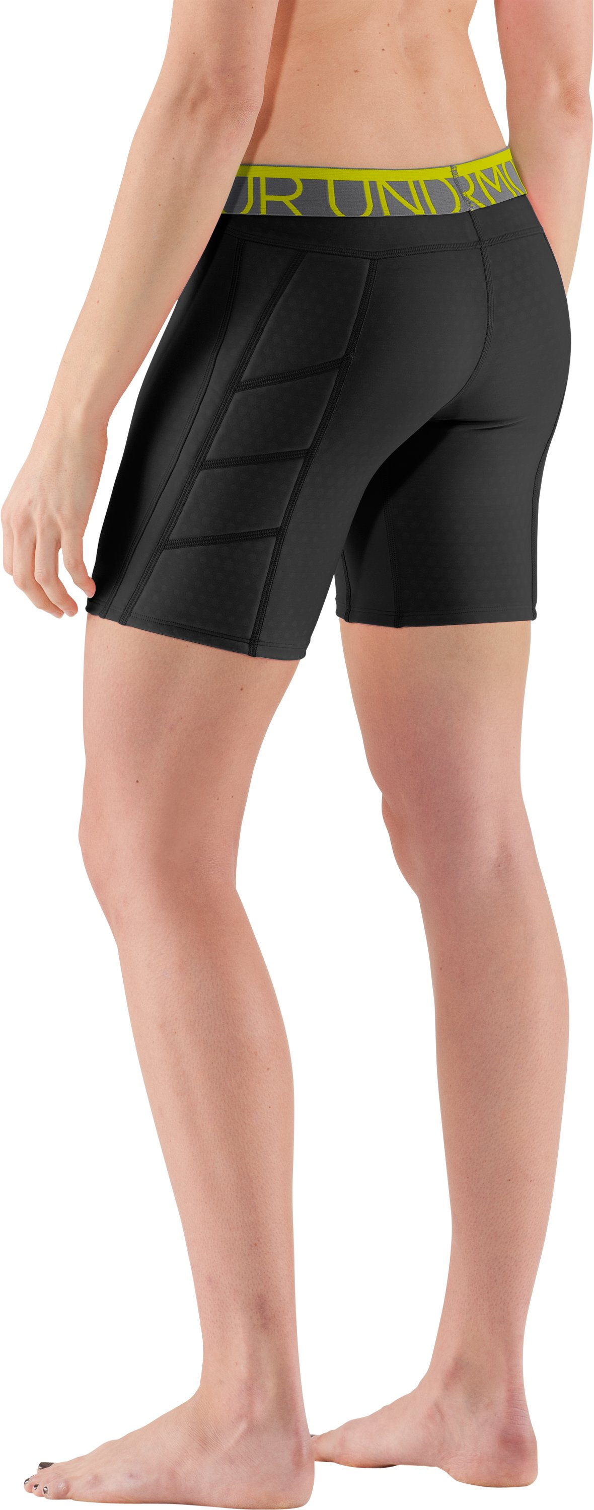 Women's MPZ® Strike Zone Shorts, Black