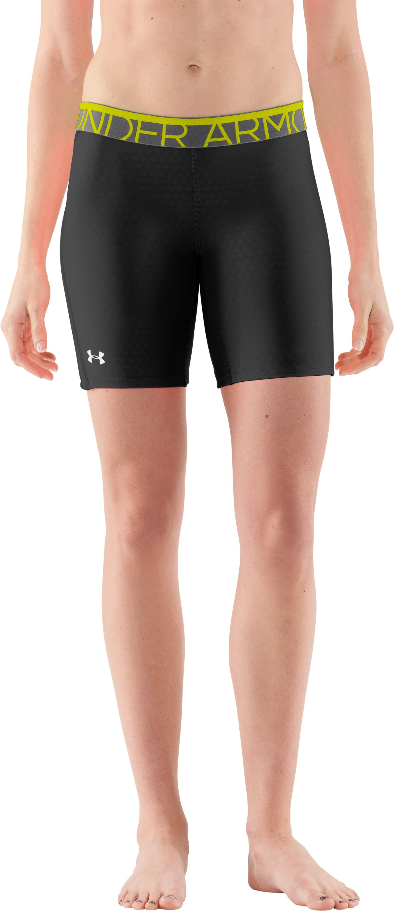 Women's MPZ® Strike Zone Shorts, Black , undefined