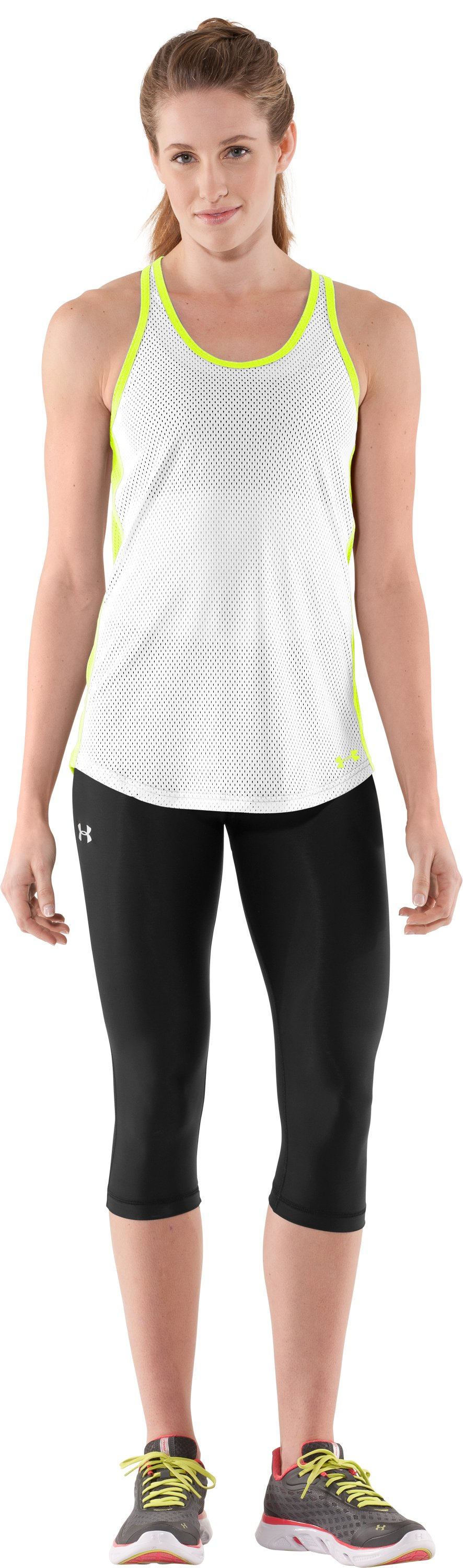Women's UA Victory Pinney, White, zoomed image
