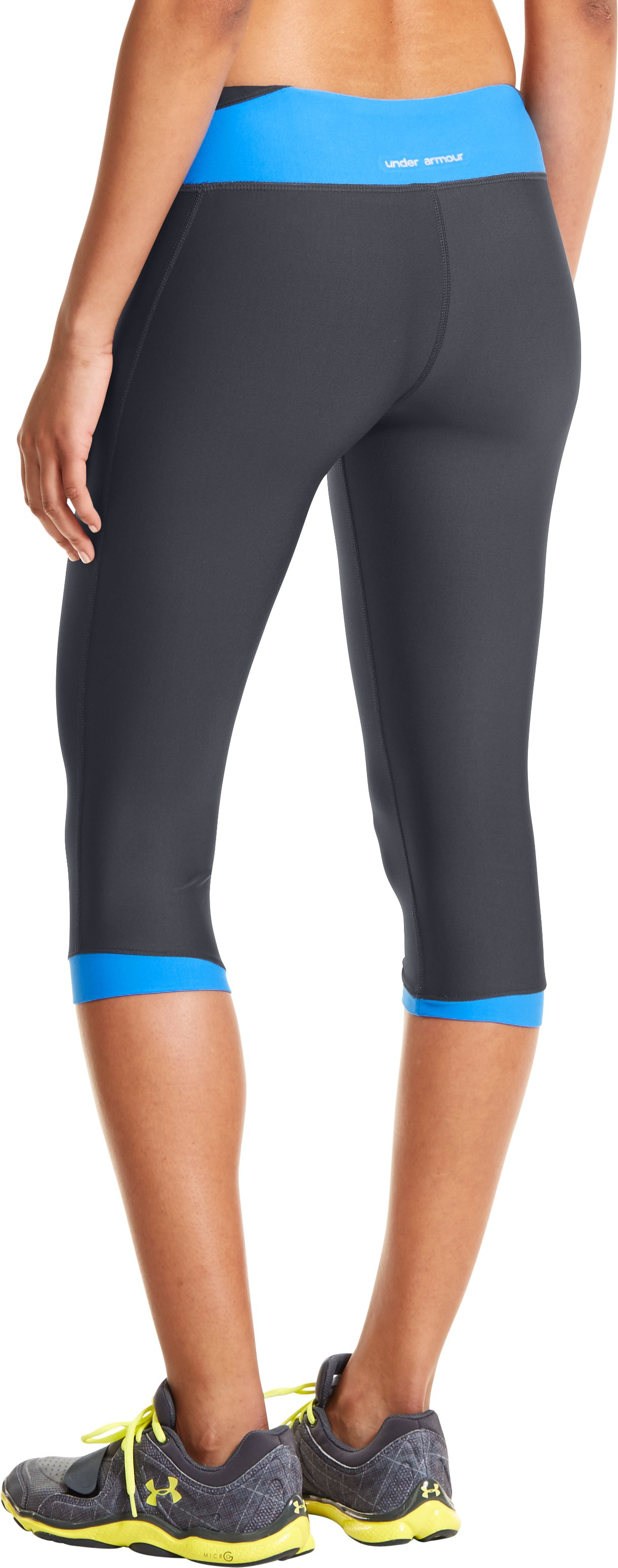 Women's HeatGear® Sonic All-In-One Capri test, Lead