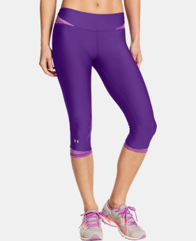 Women's HeatGear® Sonic All-In-One Capri