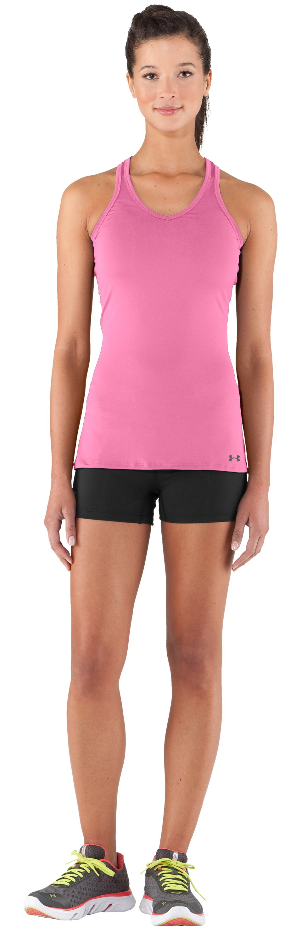 Women's HeatGear® Sonic Tank, full size