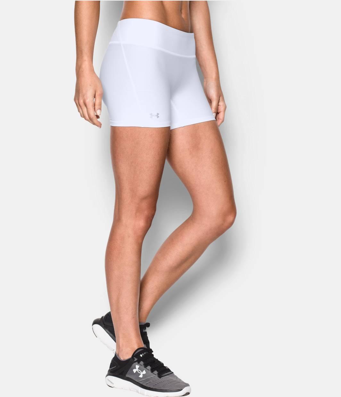 "Women's UA Authentic 4"" Compression Shorts | Under Armour US"