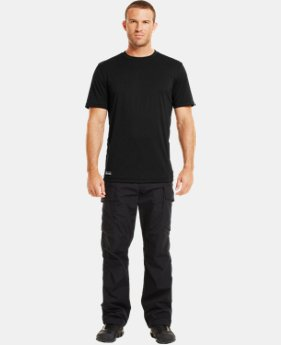 Men's HeatGear® Tactical Short Sleeve T-Shirt LIMITED TIME: FREE U.S. SHIPPING 1 Color $14.99