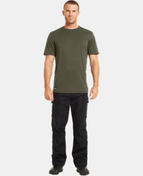 Men's HeatGear® Tactical Short Sleeve T-Shirt