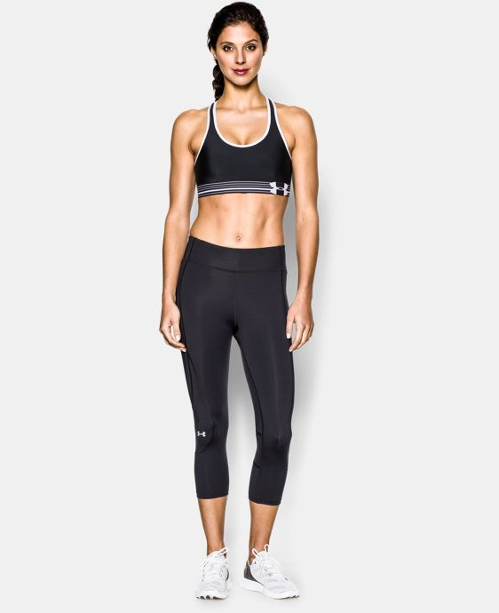 Women's UA HeatGear® Armour Sports Bra  1 Color $29.99