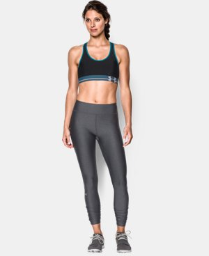 Women's UA HeatGear® Armour Sports Bra LIMITED TIME: FREE U.S. SHIPPING 2 Colors $11.24 to $18.99