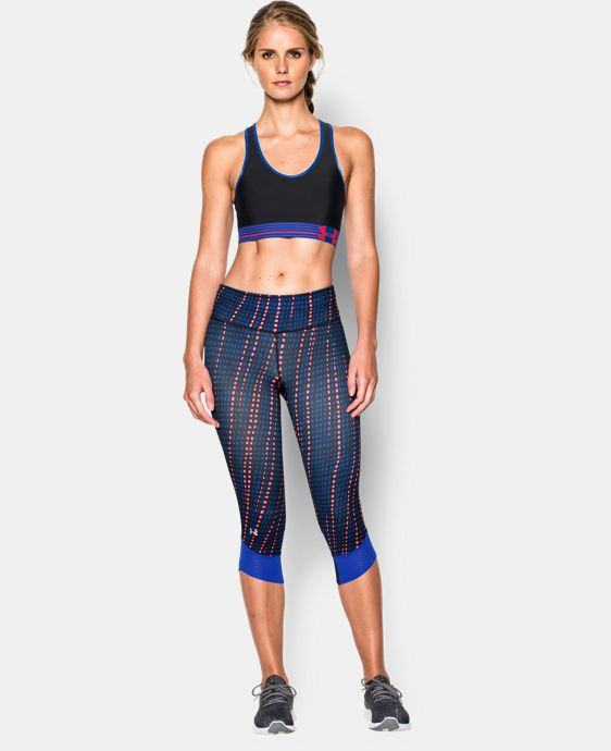 Women's UA HeatGear® Armour Sports Bra LIMITED TIME: FREE U.S. SHIPPING 1 Color $14.24 to $14.99