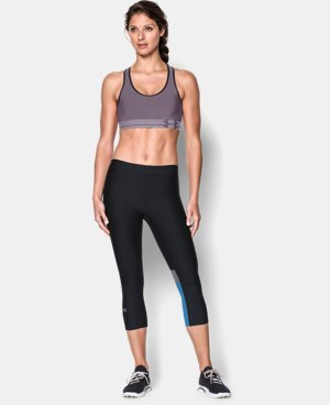 Women's UA HeatGear® Armour Sports Bra LIMITED TIME: FREE U.S. SHIPPING 3 Colors $11.24 to $29.99