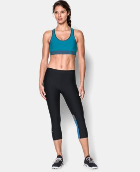 Women's Armour® Mid Sports Bra  2 Colors $11.24 to $14.99