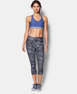 Women's UA HeatGear® Armour Sports Bra LIMITED TIME: FREE U.S. SHIPPING 3 Colors $14.99 to $24.99