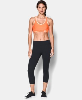 Women's UA HeatGear® Armour Sports Bra LIMITED TIME: FREE U.S. SHIPPING 1 Color $11.24 to $29.99