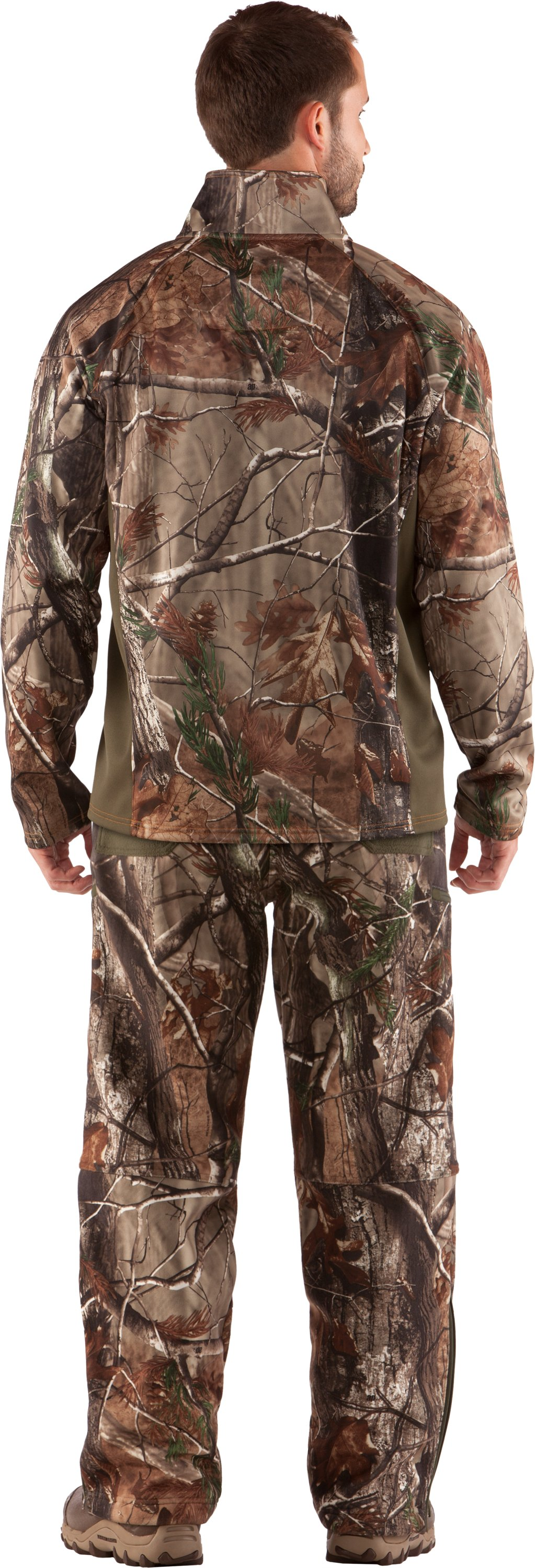 Men's UA Rut Scent Control Pants, Realtree AP, Back