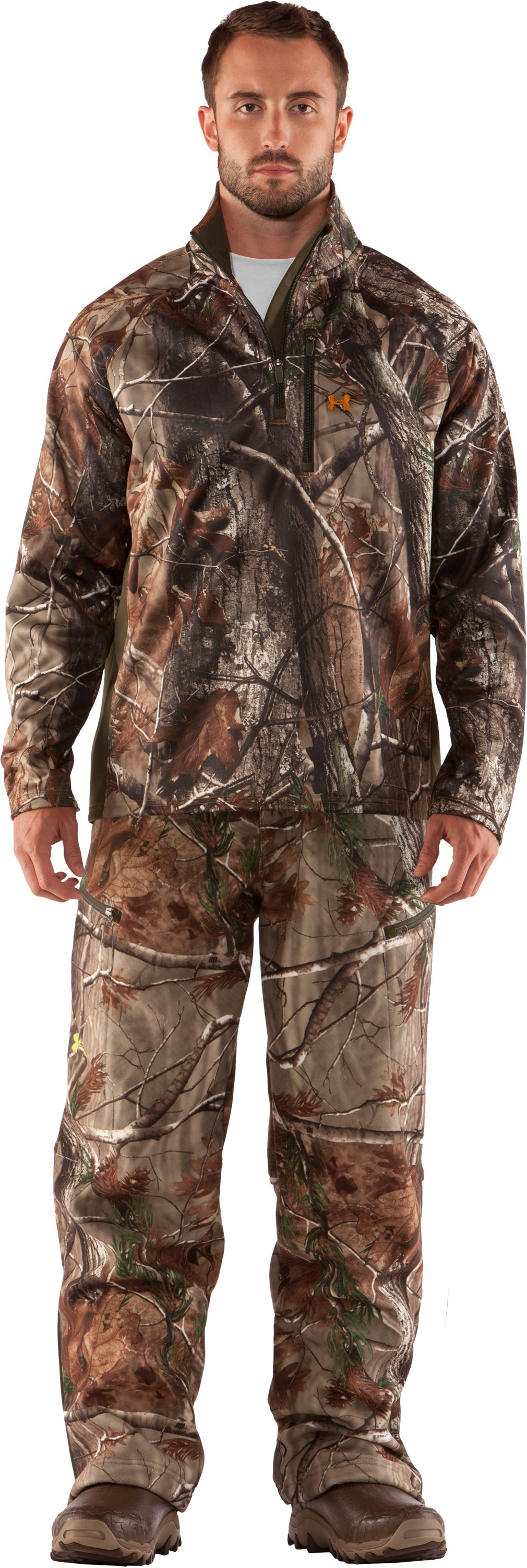 Men's UA Rut Scent Control Pants, Realtree AP, zoomed image
