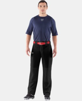 Men's UA Clean Up Baseball Pants  1 Color $22.99