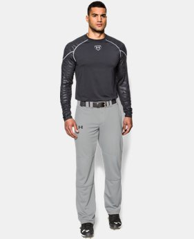 Men's UA Clean Up Baseball Pants  1 Color $34.99