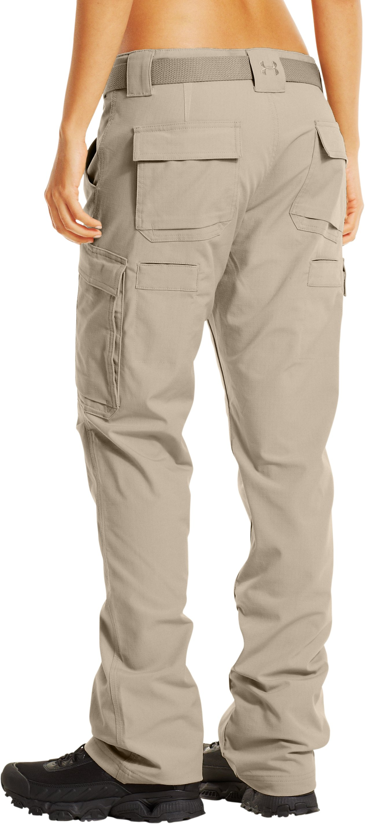 Women's Tactical Duty Pants, Desert Sand