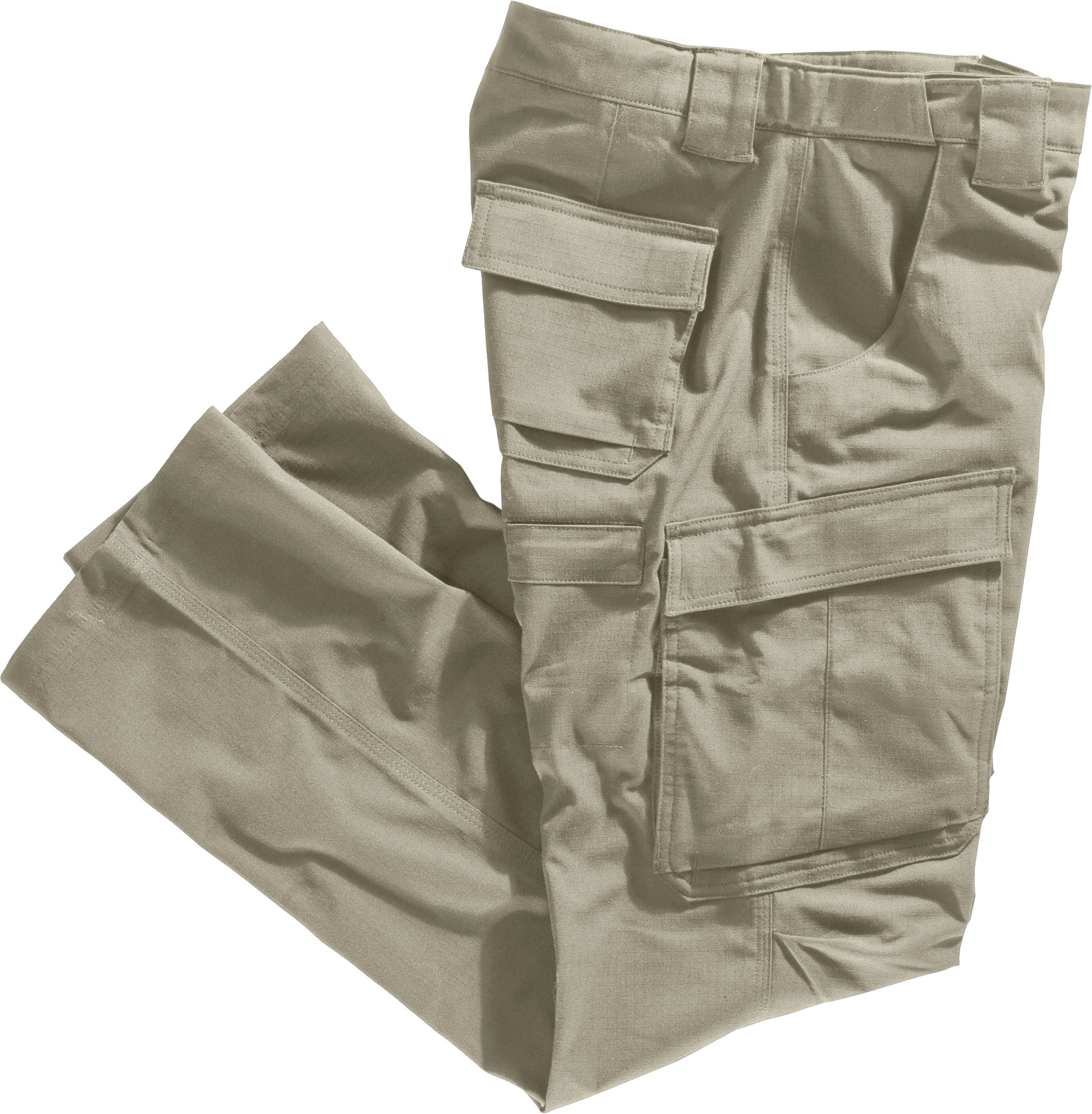 Women's Tactical Duty Pants, Desert Sand, Laydown