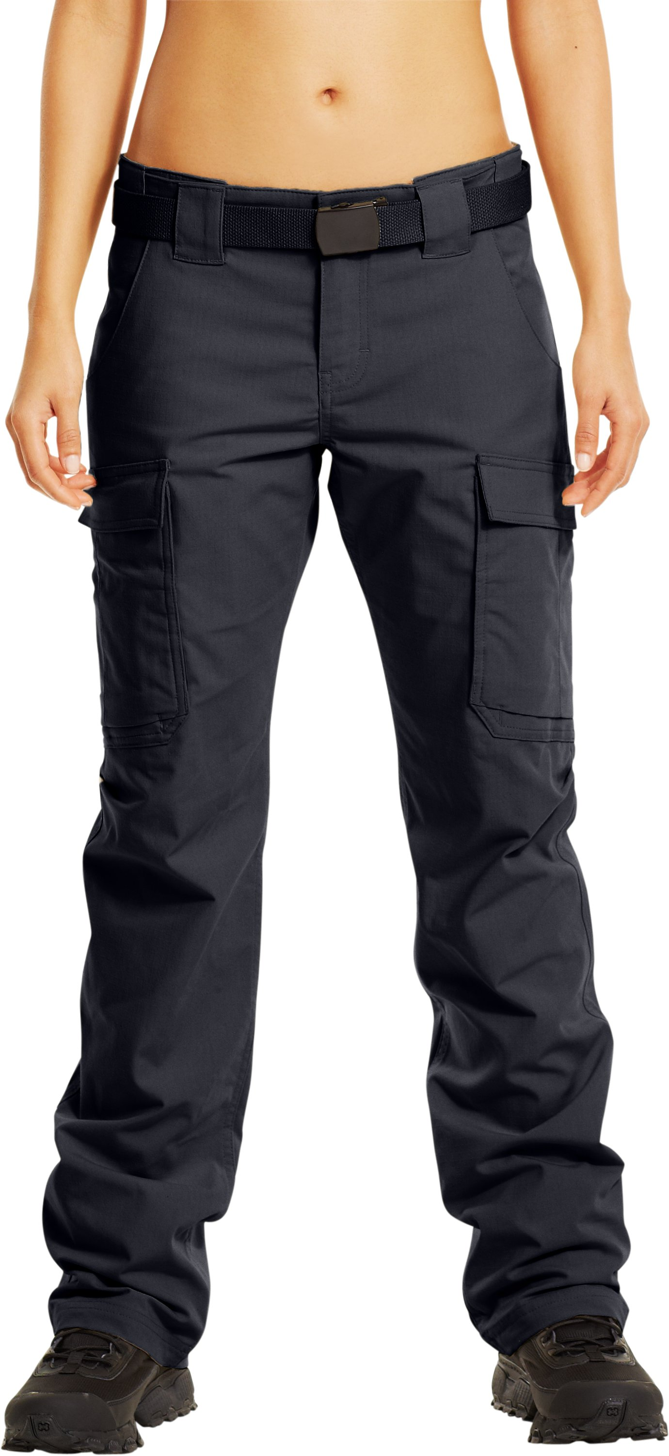 Women's Tactical Duty Pants, Dark Navy Blue , zoomed image