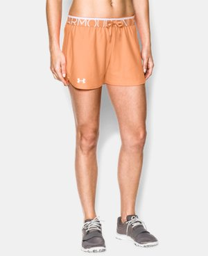 Women's UA Play Up Shorts LIMITED TIME: UP TO 50% OFF 1 Color $14.99 to $20.99