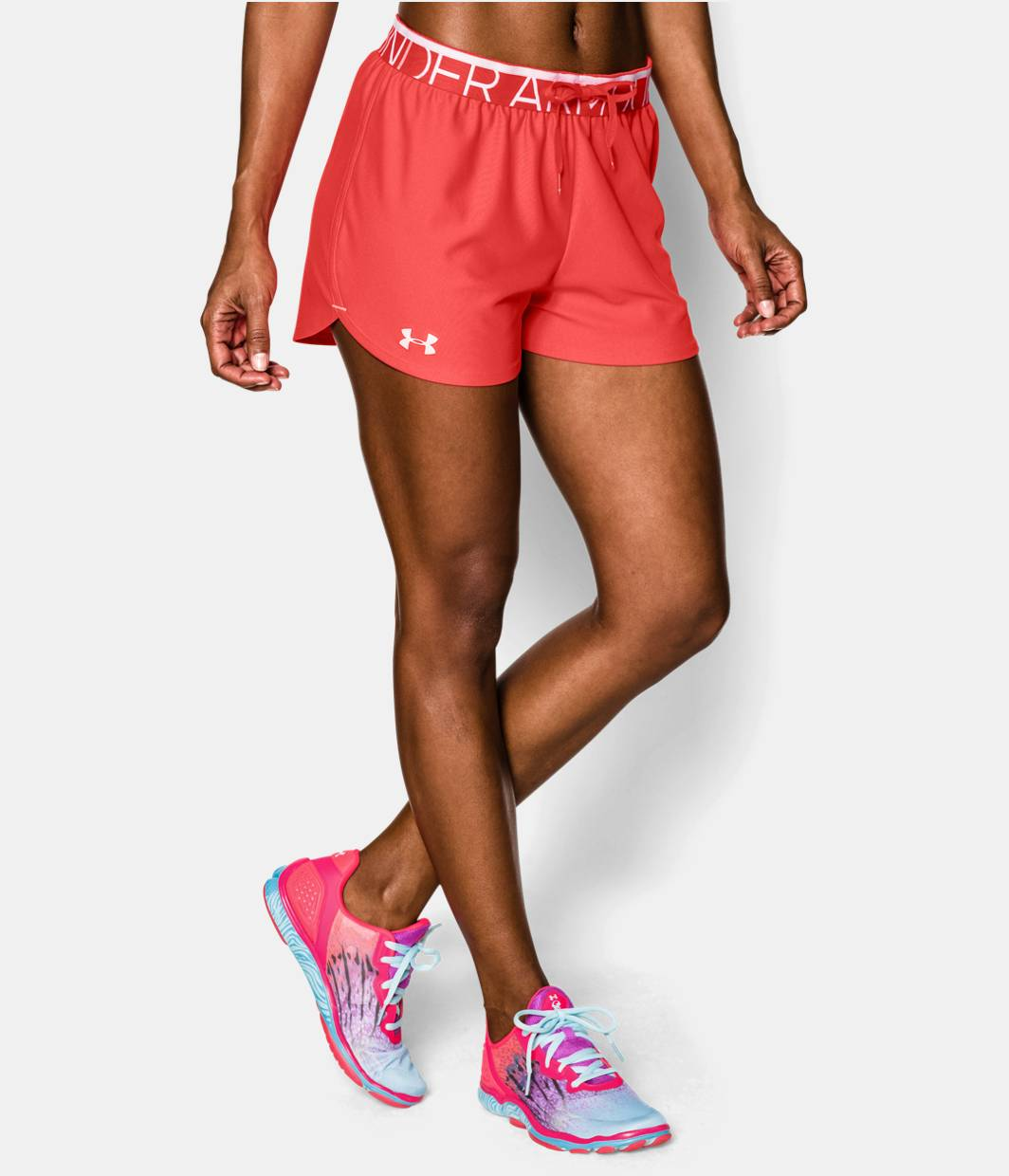 Women s ua play up shorts under armour us for Womens fishing shorts