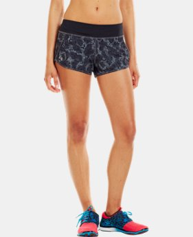 Women's UA Get Set Go Printed Shorts