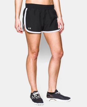 Women's UA Great Escape Shorts II   $18.99