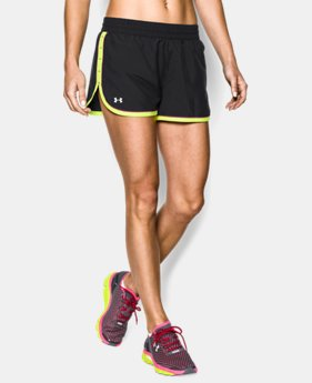 Women's UA Great Escape Shorts II
