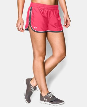 Women's UA Great Escape Shorts II  2 Colors $24.99