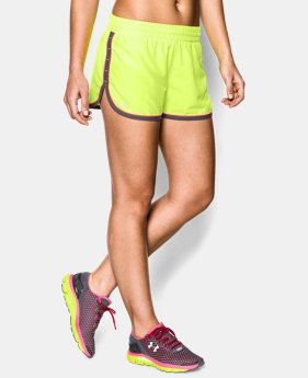 Women's UA Great Escape Shorts II   $24.99