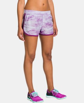 Women's UA Great Escape Printed Shorts II