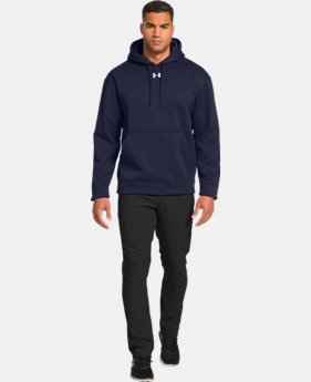 Men's Armour® Fleece Team Hoodie