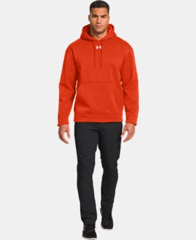 Men's Armour® Fleece Team Hoodie  1 Color $37.99