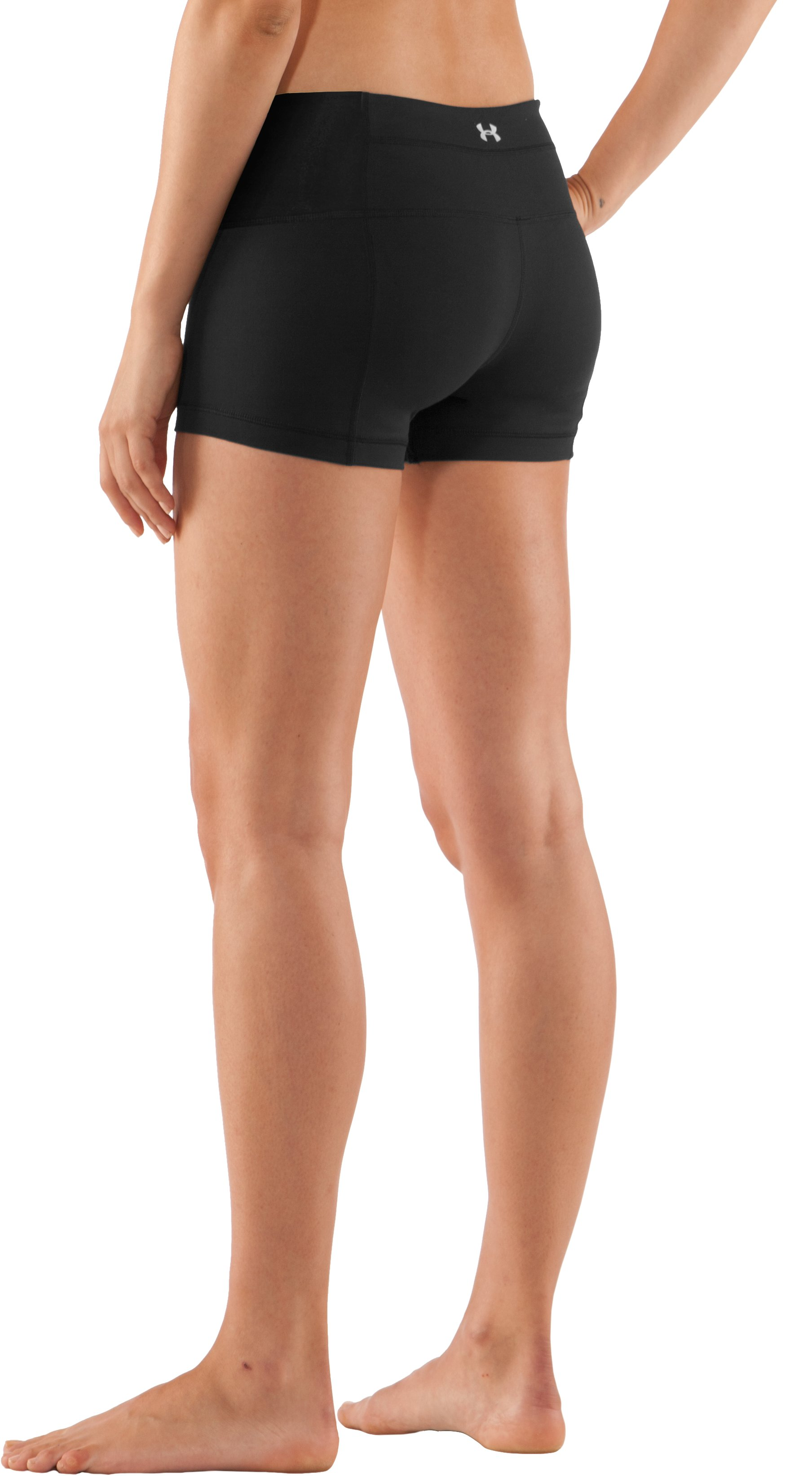 Women's UA Perfect Shape Shorty, Black