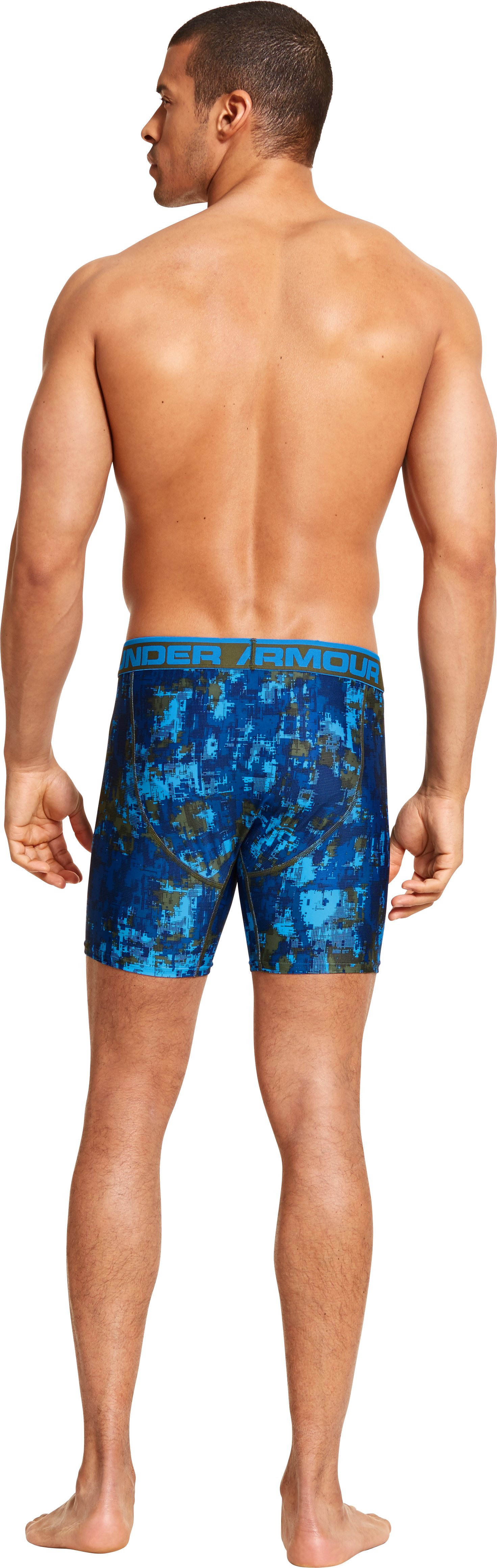 Men's UA Original Series Printed Boxerjock®, Rough, Back