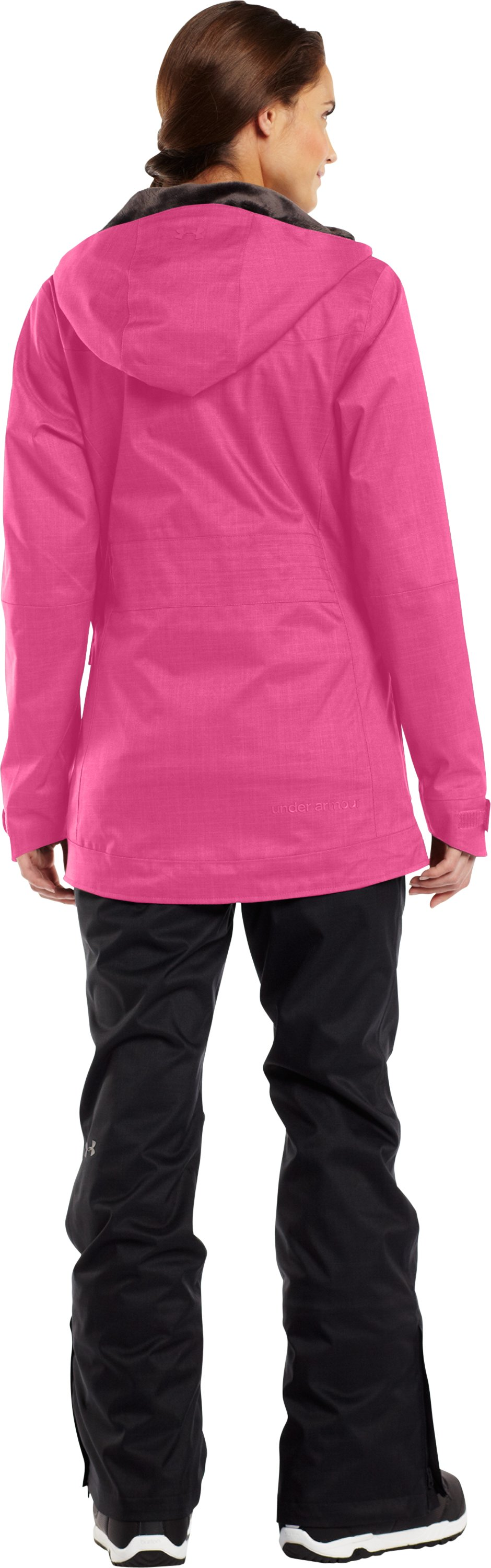 Women's ColdGear® Infrared Wendy Shell, Lollipop, Back
