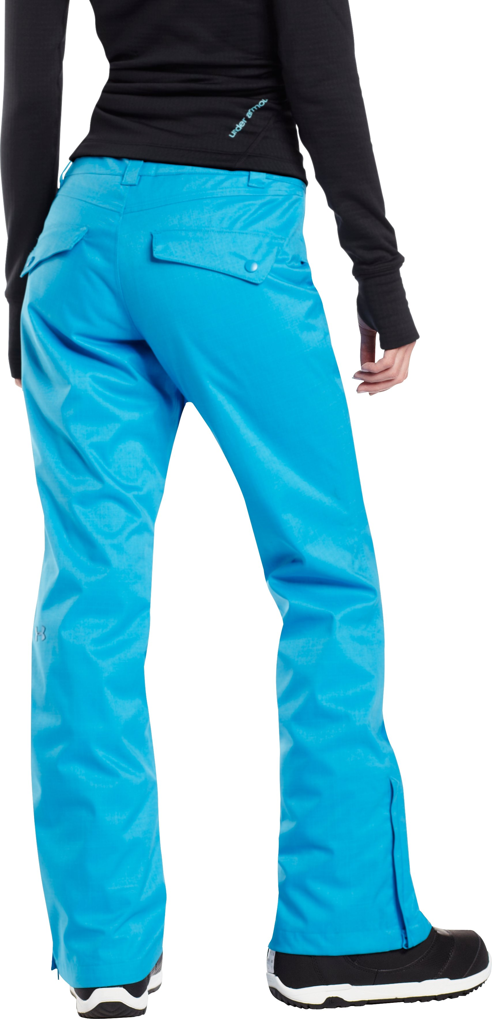 Women's ColdGear® Infrared Wendy Pant, Crown Jewel