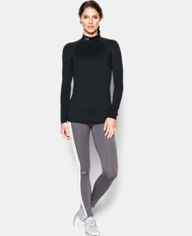 Women's UA ColdGear® Infrared EVO Mock Long Sleeve  3 Colors $48.99