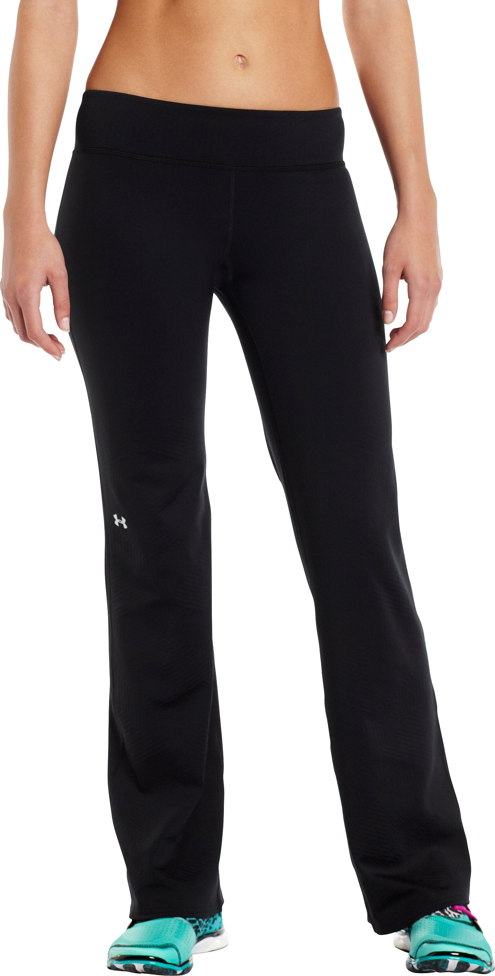 "Women's ColdGear® Infrared EVO 32"" Pant, Black"