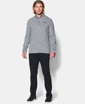 New Arrival  Men's UA Specialist Storm Sweater LIMITED TIME: FREE SHIPPING 1 Color $89.99