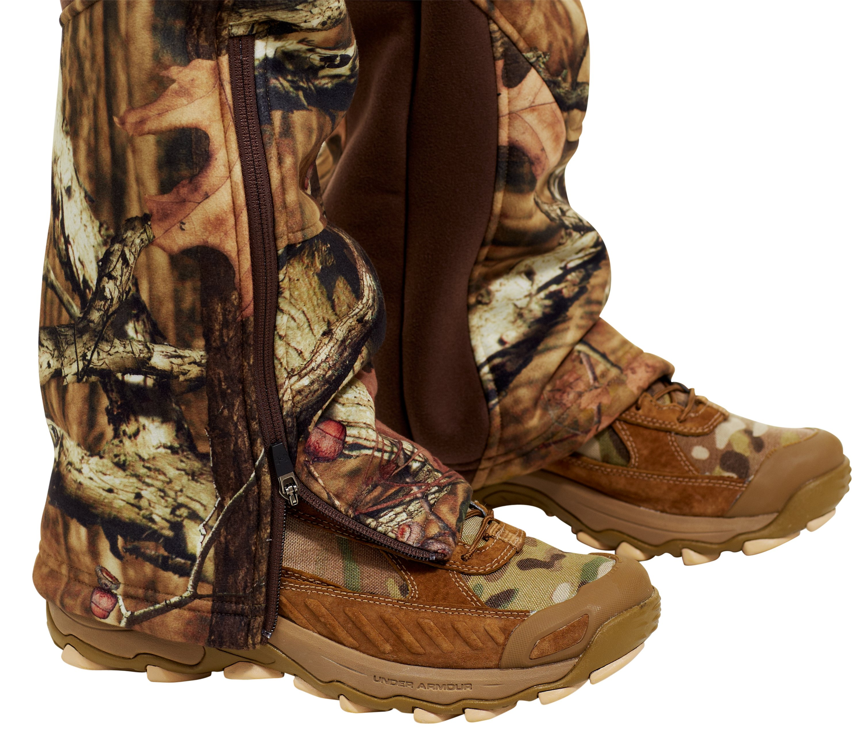 Men's UA Storm Ayton Bib, Mossy Oak Break-Up Infinity