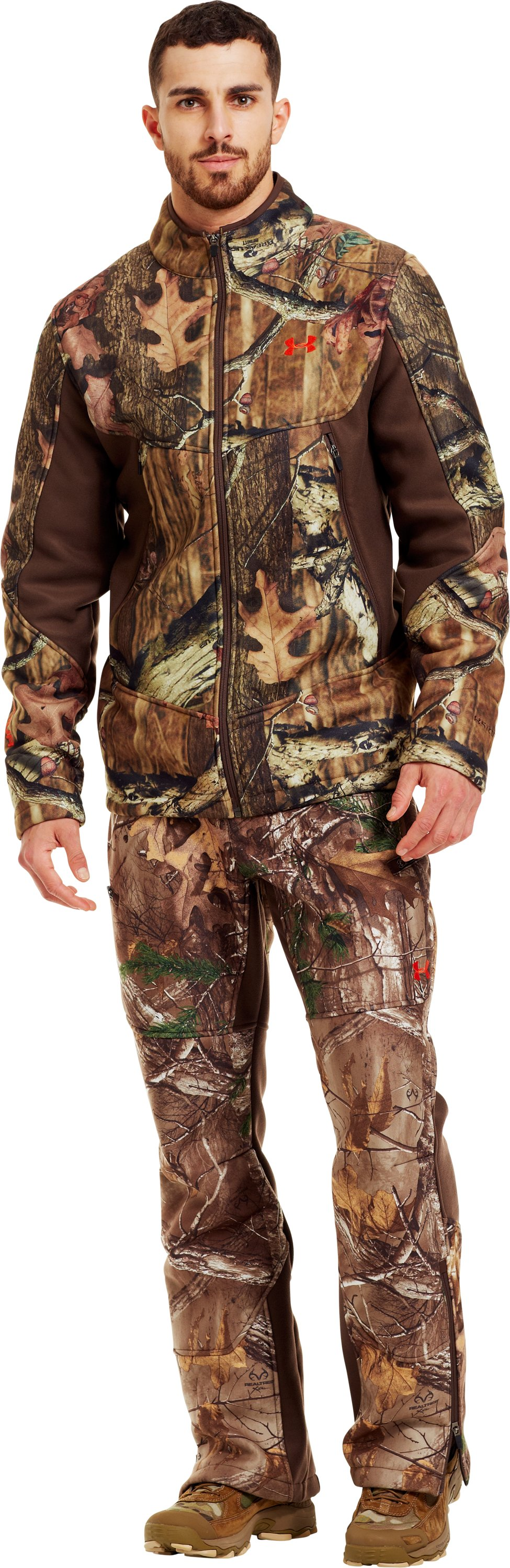 Men's UA Storm Ayton Pants, REALTREE AP-XTRA, zoomed image