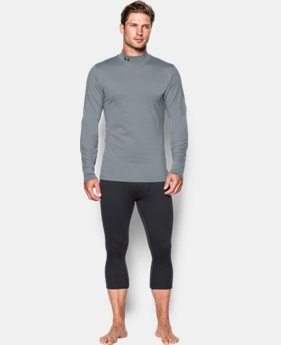 Men's UA ColdGear® Infrared Fitted Mock  1 Color $54.99