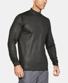 Best Seller Men's UA ColdGear® Infrared Fitted Mock  1 Color $54.99