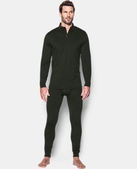 Men's UA ColdGear® Armour ¼ Zip
