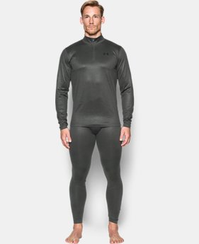 Men's UA ColdGear® Armour ¼ Zip  1 Color $74.99