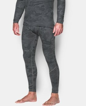 Men's UA ColdGear® Infrared Fitted Leggings LIMITED TIME: FREE U.S. SHIPPING  $31.49 to $42.99